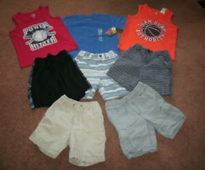 Boy's Summer Clothes, Size 5