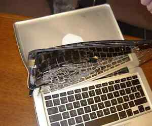 I will buy any broken MacBook for cash