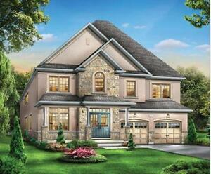 Book New Luxery Homes in Brampton Singles 38,41, 45