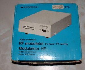 RF MODULATOR VIDEO COMPUTER London Ontario image 1