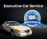 Best Limo Service - Peterborough to Pearson