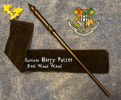 "RARE Wizarding World Pottermore Noble Fraxinus Wand 13.5/"" Harry Potter Geek"