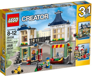 "LEGO Creator 3 in 1 Toy & Grocery Shop - 31036 ""RETIRED"""