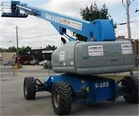 2004 // Genie S105 // Telescopic Lift City of Toronto Toronto (GTA) Preview