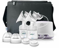 Philips Avent Double Electric Breast Pump-Hardly Used