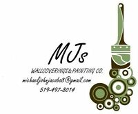 MJs WALLCOVERINGS & PAINTING CO