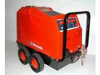 idromatic hot water powerwasher. Honda karcher