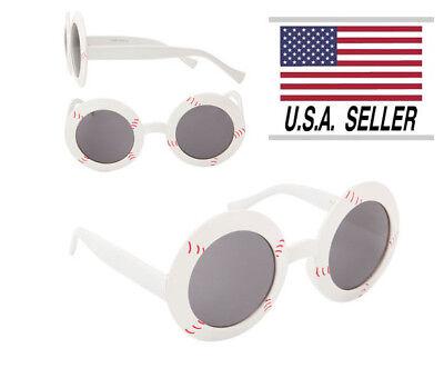 Baseball Party Sunglasses Glasses Fun Costume Umpire Sports Fan Softball - Baseball Umpire Costume
