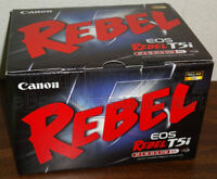 Appareil Photo CAMERA Canon EOS Rebel T5i 18MP DSLR Camera With