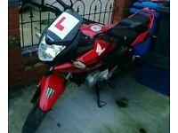 Honda Cbf 125cc (2012)