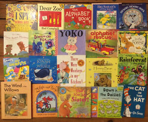 Collection of 20 GREAT PICTURE BOOKS $15