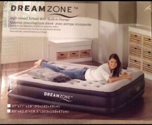 Queen airhbed mattress and more