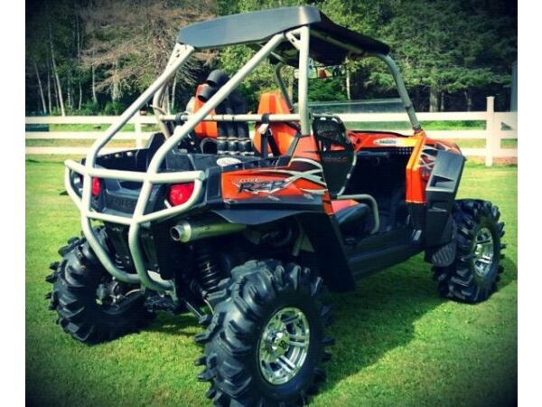 Used 2009 Polaris ranger rzr 800 efi