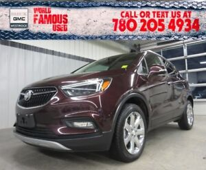 2018 Buick Encore Essence. Text 780-205-4934 for more informatio