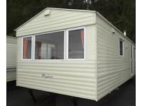 CHEAP CARAVAN FOR SALE AT ROBIN HOOD HOLIDAY PARK SITE FEES INCLUDED TILL FEB