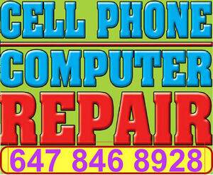 Cellphone Tablet MacBook Repair Express Service Best Price