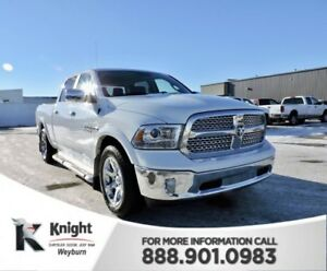 2016 Ram 1500 Laramie EcoDiesel Heated/Cooled Leather Back-Up Ca