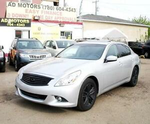 SALE THIS WEEK.!! 2011 INFINITI G37X AWD NAVIGATION SPORTS SEDAN