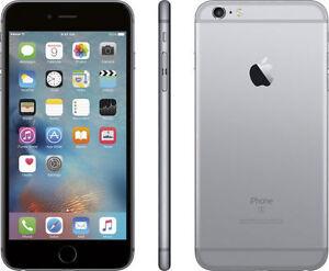 iPhone 6s Plus 64 GB Space Grey - Eastlink (New)