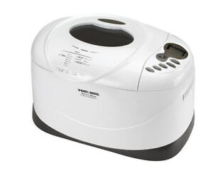 Black & Decker B2300 All-In-One Horizontal Automatic Bread Maker