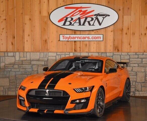 2020 Ford Mustang Shelby GT500 Golden Ticket | eBay