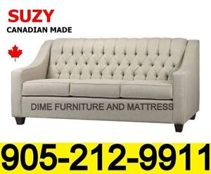 Warehouse sale Canadian Made Sofa set $1199