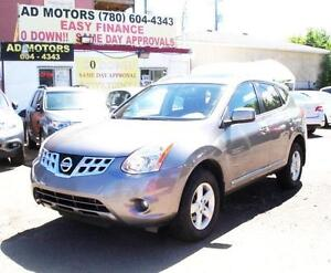 2013 NISSAN ROGUE SE AWD S-ROOF KEYLESS ENTRY 70K 100% FINANCING