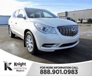 2013 Buick Enclave Heated Leather NAV Back-Up Cam Remote Start