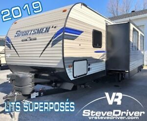 2019 KZ-RV Sportsmen LE 281BHKLE
