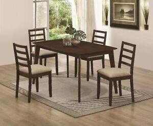 Beautiful 5 Piece Dining Table And Chair Set