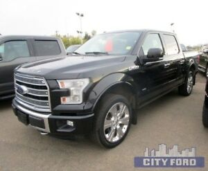 """2016 Ford F-150 4x4 SuperCrew 145"""" Limited"""