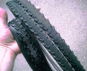 Ritchey, Schwalbe cross tires. Mtn. Front QR skewer.
