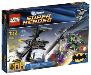 LEGO BATMANBatwing Battle Over Gotham City 6863 BRAND NEW