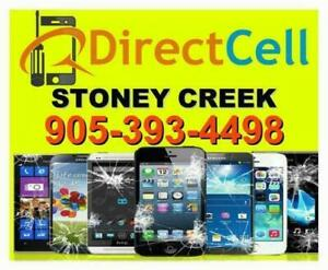 iphone5,5s,6,6s,7,7+8,8+,X screen repair $49.99 and up