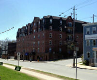 Beautiful top floor 1 Bedroom + den downtown Halifax w. balcony