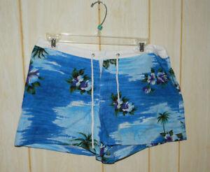 Tropical Shorts, Size L