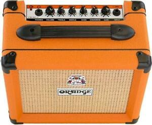 "ORANGE Combo Crush12 1x6"" avec CabSim 12 Watts"