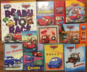 Disney's CARS Board Books - $3 each or all 10 for $20