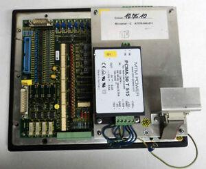 Vemag Micromat C control panel Kitchener / Waterloo Kitchener Area image 3
