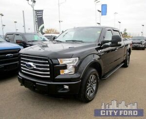 "2015 Ford F-150 4x4 SuperCrew 157"" Lariat"