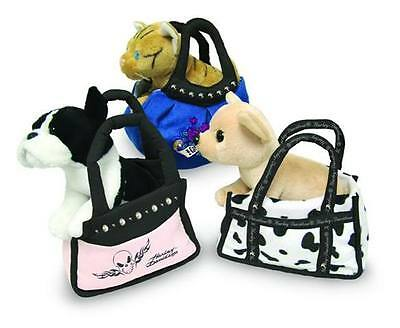 CLOTHING ACCS GIRL VALENTINE KIDS DRESS-UP PET N PURSE TOTE NWT H-D TOY DOG CAT