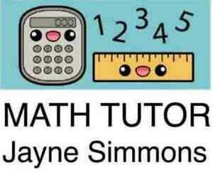 Reliable/Experienced Math Tutor Available - 15 years experience St. John's Newfoundland image 1