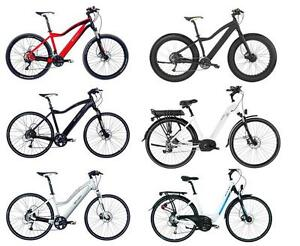 March Sale 20% Off on All in Stock BH Easy Motion Electric Bikes