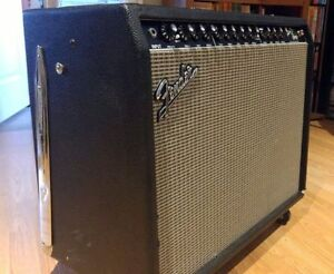 2003 Fender Twin Amp (Pro Tube Series)
