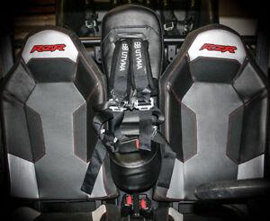 Polaris RZR 900 800 1000  Bump Seat  Middle Seat - ATV TIRE RACK