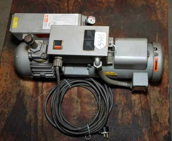 Busch Vacuum Pump Type RA 0025-A005-1103 (Inv.3349)