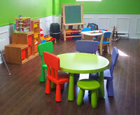 Home Daycare 7.30$ close to Bellechasse and Pie-IX (Rosemont)