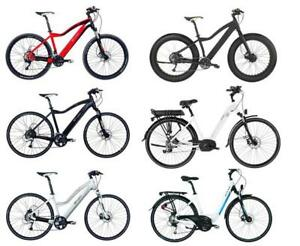 Huge Liquidation Sale on BH Easy Motion Electric Bikes MUST SELL
