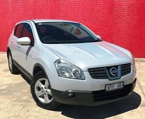 2008 Nissan Dualis J10 Ti X-tronic AWD Silver 6 Speed Constant Variable Hatchback Pakenham Cardinia Area Preview