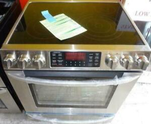 STAINLESS STEEL FRIDGE OR STOVE $299 each Valid Until Sunday